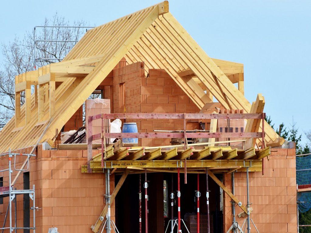 tartak więźba dachowa